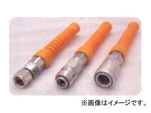 近畿製作所/KINKI ウレタンホース用 先端コネクトセット G1/4袋ナット付ナットカプラ式 K-6510CG