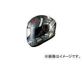 2輪 OGKカブト ヘルメット FF-5V グリッツァ パールホワイト サイズ:S,M,L,XL,XXL