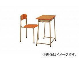 ナイキ/NAIKI 学校用チェアー 8号 SSC8 360×255×300mm