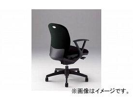 ナイキ/NAIKI リンカー/LINKER シェルモ 事務用チェアー ブラック WE511FP-BK 619×620×908〜978mm
