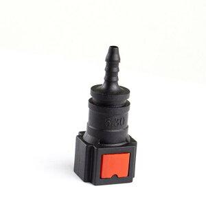 AL メス クイック インジェクター ID3 6.30 180 度 フューエル ライン コネクタ 尿素水 AL-HH-2257