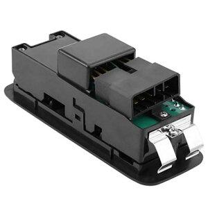 AL ドライバ サイド 電動 パワー マスター ウインドウ スイッチ ボタン BS0666350B 適用: マツダ 323 F IV BG 1987-1994 AL-LL-3413