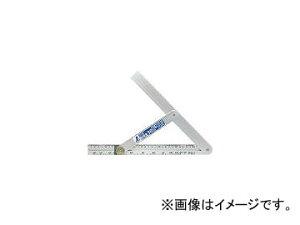 シンワ測定/SHINWA アルミ自由金 60cm 筋交・角度目盛付 62662(3979407) JAN:4960910626621