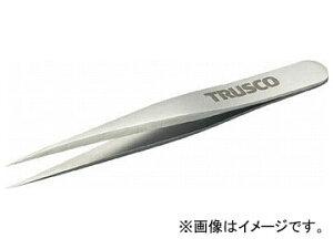トラスコ中山/TRUSCO 耐酸耐磁ピンセット 70mm 強力超極細型 1MSA(2616921) JAN:4989999266115