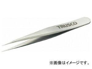 トラスコ中山/TRUSCO 耐酸耐磁ピンセット 70mm 超極細型 3MSA(2616963) JAN:4989999266153