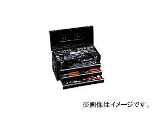 スーパーツール/SUPER TOOL プロ用デラックス工具セット(チェストタイプ) S7000DX(3880974) JAN:4967521316569