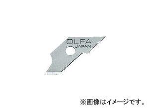 オルファ/OLFA コンパスカッター替刃15枚入ポリシース XB57(3607291) JAN:4901165105400