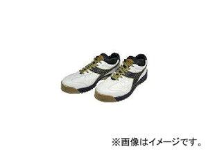 ドンケル/DONKEL DIADORA 安全作業靴 ピーコック 白/黒 26.5cm PC12265(3881679) JAN:4979058881755