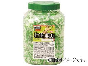 トラスコ中山/TRUSCO 塩飴 塩の力 750g 青梅味 ボトルタイプ TNU750(4087372) JAN:4989999173819
