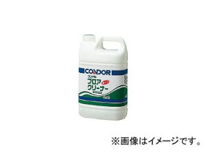 山崎産業/YAMAZAKI コンドル 床用洗剤フロアクリーナー 4L C5404LXMB(3597571) JAN:4903180310876