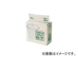 日本サニパック/SANIPAK F-4H環優包装フォルタ45L白半透明 F4HHCL(3037541) JAN:4902393206440