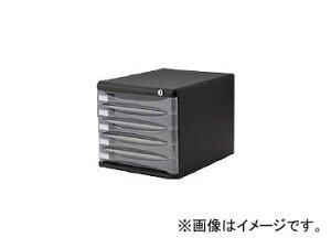 ナカバヤシ/NAKABAYASHI セキュリティデスクトップケース5段 A4SK5D(3529479) JAN:4902205972396