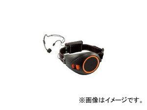 TOA ハンズフリー拡声器(黒) ER1000BK(4443853) JAN:4538095001405