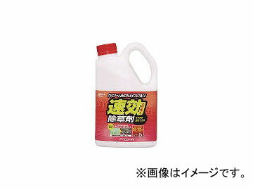 アイリスオーヤマ/IRISOHYAMA 速効除草剤 2L SJS2L(4359909) JAN:4905009885558