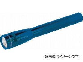 マグライト LED フラッシュライト ミニマグライト(単3電池2本用) 青 SP22117(4905032)