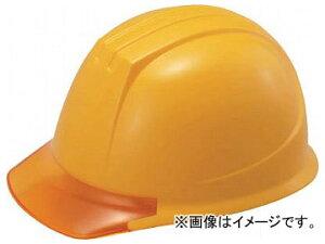 タニザワ エアライト搭載ヘルメット(PC製・透明ひさし型) 141-JZV-V4-Y5-J(7583303)