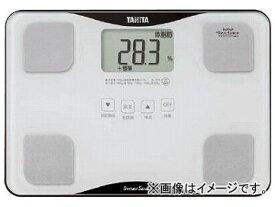 タニタ 体組成計 インナースキャン BC-718-WH(7658494)