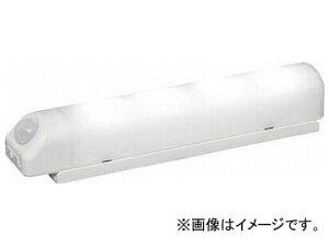 IRIS 乾電池式LED屋内センサーライト ホワイト ウォールタイプ 昼白色 BSL40WN-W(4953177)