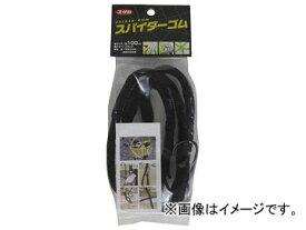 ユタカ ゴム スパイダーゴム 100cm ブラック ST08(7541597)