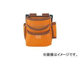 タジマ プロマックス 電工腰袋(3段)ブラウン PM-DE3(8134412)