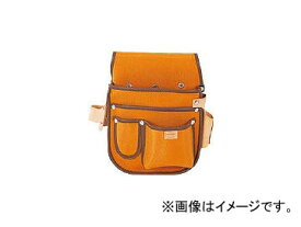 タジマ プロマックス 釘袋(工具差し付)ブラウン PM-KUGK(8134593)