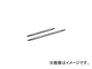TOP 電動ドリル用四角ビット 3.5×110mm ESB-3.5P-110(7226713) 入数:1PK(2本)