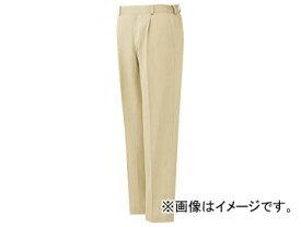 ミドリ安全 男女共用 裾上調整機能付イージーフレックスパンツ カーキ 3L VE382-SITA-3L(7949707)