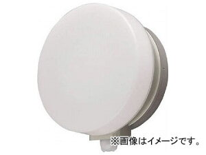 IRIS 乾電池式LEDセンサーライト ウォールタイプ 丸型 白色 BOS-WN1M-WS(8183585)