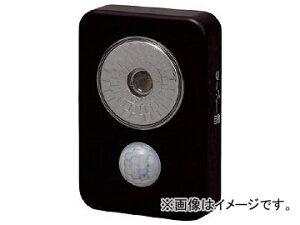 IRIS 乾電池式LED屋内センサーライト ハンディタイプ ISL3HN-B(8184915)