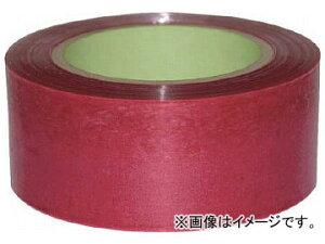 トラスコ中山 ストレッチフィルム 厚みμ20×幅50mm×長さ300m 赤 TSF-20-50R(7950977)