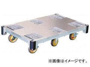 ピカ アルミ台車CAF型6輪 CAF6(8184052)