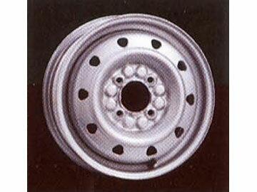 スチールホイール 軽自動車用単穴ホイールI 1340M52 13インチ×4.00B 1本