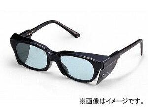 理研オプテック/RIKEN レーザ保護めがね ガラスレンズ ブラック NH-7 YG