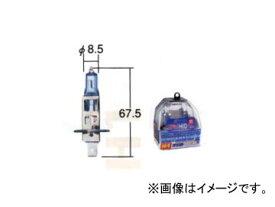 トヨタ/タクティー ヘッドランプ(ロービーム)用バルブ ホワイトビームII H1 V9119-3024 入数:2個 ホンダ ステップワゴン/ステップワゴン スパーダ