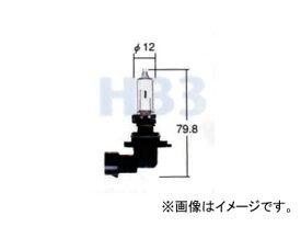 トヨタ/タクティー ヘッドランプ(ハイビーム)用バルブ ハイルックス ハロゲン HB3(9005) V9119-3005 入数:1個 マツダ ロードスター クーペ AZ-ワゴン CX-5
