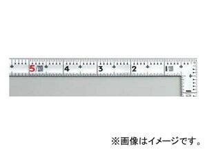 シンワ測定 曲尺同厚 シルバー 1尺6寸 裏面角目 名作 10655 JAN:4960910106550