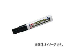 シンワ測定 工事用 ペイントマーカー 太字 丸芯 黒 78541 JAN:4960910785410