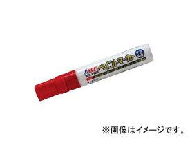 シンワ測定 工事用 ペイントマーカー 太字 丸芯 赤 78542 JAN:4960910785427