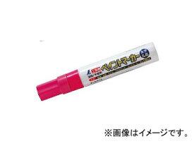 シンワ測定 工事用 ペイントマーカー 太字 丸芯 蛍光ピンク 78548 JAN:4960910785489