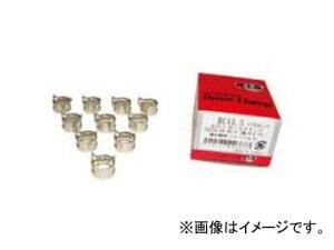 2輪 NTB ホースクランプ φ13.5(板タイプ) BC13.5 入数:1箱(10個)