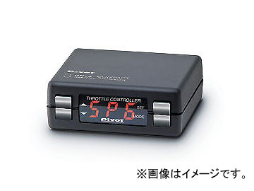 PIVOT スロットルコントローラー THC+TH-4A 3-drive・COMPACT+車種別専用ハーネス ホンダ ストリーム RN8/9 R20A 2006年07月〜