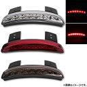 2輪 AP LEDフェンダーエッジテールライト スモーク AP-MTL-1S ハーレーダビッドソン XL1200N,XL883N,XL1200X,XL122V ...