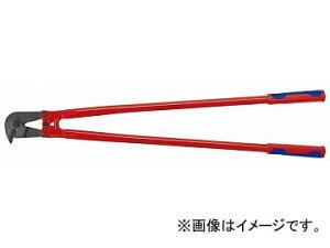 クニペックス/KNIPEX 鉄筋カッター 品番:7182-950 JAN:4003773066798