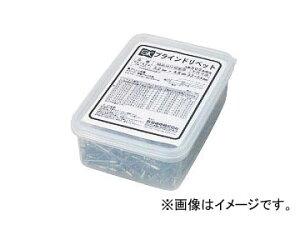 新潟精機 SK ブラインドリベット(オープンタイプ) プラスチックケース入り SK-657C JAN:4975846736597