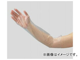 アズワン/AS ONE ポリエチレンロング手袋(ひじピタ) M 品番:2-9757-02 JAN:4972759525171