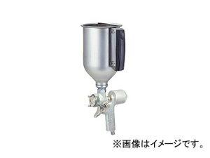 明治機械製作所/meiji 建築塗装用スプレーガン 多彩ガン(カップ無し) HS2A-G30