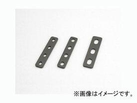 2輪 キタコ ユニバーサルステー ストレート100mm(2.3mm厚) M6ボルト用/4PLCS 0900-529-10301 JAN:4990852090075