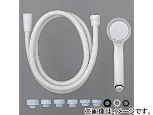 タカギ/takagi キモチイイシャワーホースセットWS ノーマル/フックタイプ/1.6mホース付き JSA121 JAN:4975373035859