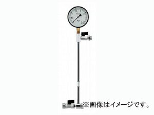 カクダイ 水道メーター用水圧テスター(Gネジ用) 品番:6498G JAN:4972353649877