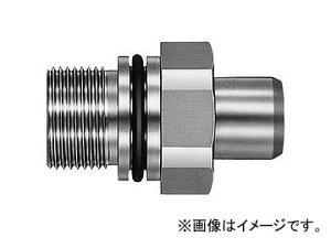 日東工器 マルチカプラ プラグ MAT型(ねじ固定型) MAT-2P
